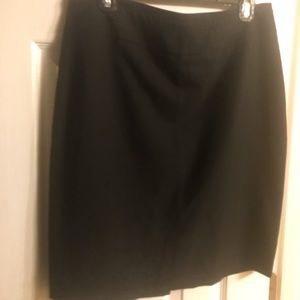 Limited Collection Black Suit Skirt